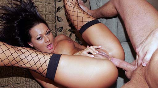 Sandra Romain Aching For Anal Sex - סרטי סקס